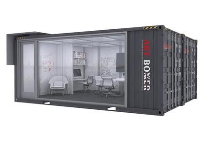 应用成都集装箱售楼部的优势有哪些呢?